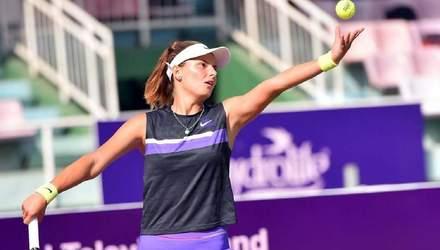 Украинские теннисисты установили личные рекорды в международных рейтингах