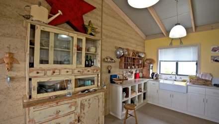 Кухня в сільському стилі: практичні поради щодо оформлення