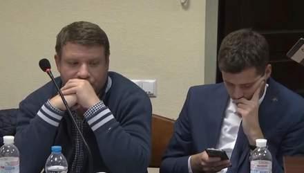 Двох підозрюваних у справі VAB банку судять у Києві: фото, відео