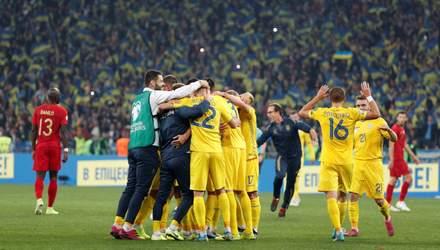 Важка нічия України та перемога Португалії: результати Євро-2020 17 листопада