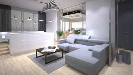 Дизайн однокімнатної квартири: вибираємо стиль приміщення