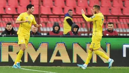 Если будем играть как против Сербии, на Евро могут быть проблемы, – нападающий сборной Украины