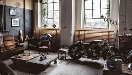 Дизайн гаража в стиле лофт: пошаговое обустройство