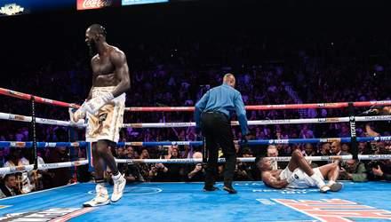 Деонтей Уайлдер нокаутував Луїса Ортіса та захистив титул чемпіона WBC в суперважкій вазі: відео
