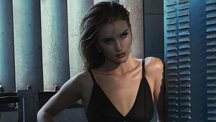 Рози Хантингтон-Уайтли снялась в сексуальной фотосессии для глянца