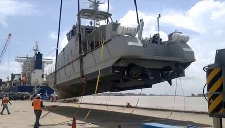 Техніка війни: Потужне надходження озброєння і військової техніки для ЗСУ. Нові патрульні судна