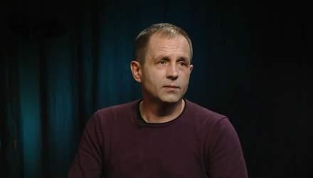 Про тюремні тортури та як витримав голодування: ексклюзивне інтерв'ю з Володимиром Балухом