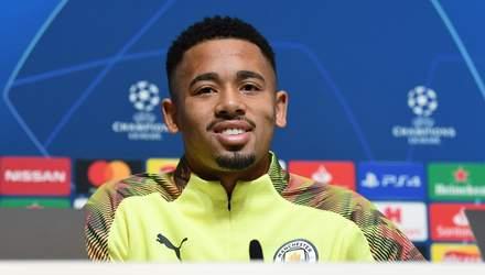 """Поводиться як бразилець, – гравець """"Манчестер Сіті"""" про українця Зінченка"""