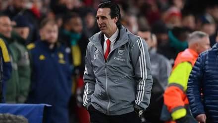 """""""Арсенал"""" офіційно звільнив Емері й призначив легенду клубу керувати командою"""