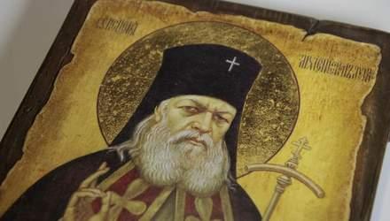 Врач в Крыму выписывает пациентам святые мощи