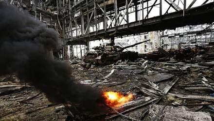 Бойовикам і російським спецназівцям добряче дісталося: все про перший бій в Донецькому аеропорту