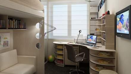 Дизайн комнаты в общежитии для студентов: фото интерьера и примеры идей