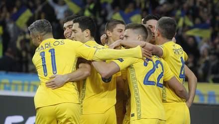 Євро-2020: на яких каналах покажуть матчі збірної України