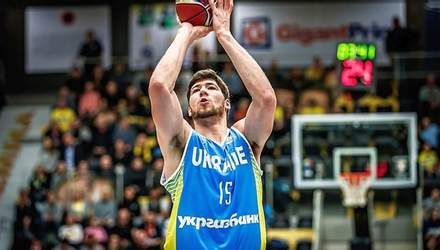 Збірна України зіграє у Запоріжжі перший матч відбору на Євробаскет-2021