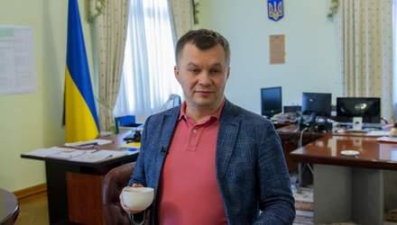 Милованов про зарплату, сальсу и наркотики: эксклюзивное интервью