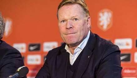Збірна Нідерландів зазнала несподіваних втрат перед Євро-2020