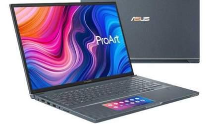 ASUS представила в Украине ноутбуки ProArt StudioBook за 140 тысяч гривен: кого заинтересует
