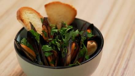 Мідії у помідорній сальсі: рецепт приготування італійської страви