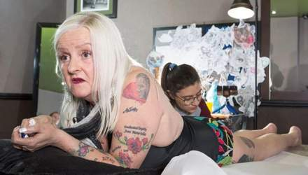 Англійська вболівальниця зробила 38 татуювань, присвячених Моурінью: фото