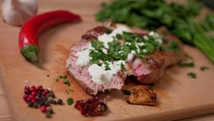 Тальята под горгондзолой: рецепт изысканного блюда, которое можно приготовить за полчаса