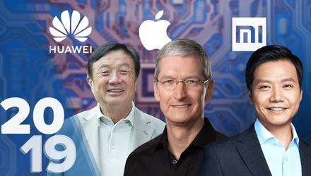 """""""Російський Крим"""" від Apple, конфлікт Huawei та США – техноскандали 2019 року"""