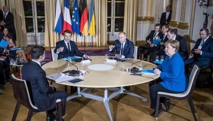 Нормандська зустріч: позиція Зеленського й Путіна щодо Криму