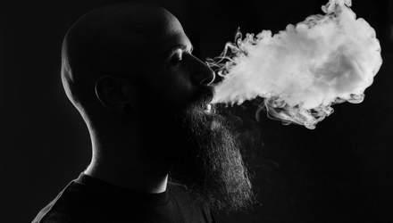 Доведено: електронні цигарки провокують три важких захворювання