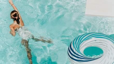 Чи можна відвідувати басейн з атопічним дерматитом