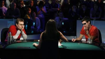 Розбірки один на один: хедз-ап — покерна дуель