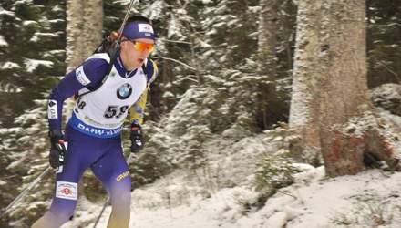 На этапе Кубка мира по биатлону серьезные проблемы с трассой: украинцы завтра побегут спринт