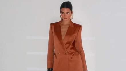 Кендалл Дженнер признали самой успешной моделью 2019 года: звездный рейтинг
