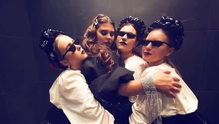 """Гурт  KAZKA вразив фольклорними мотивами у новій пісні """"Грай"""": відео"""