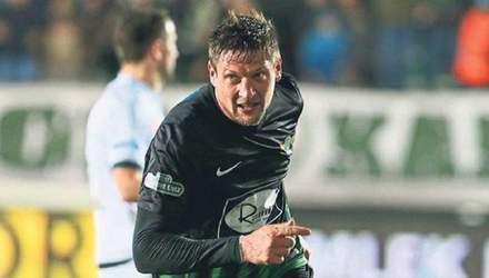 Українець Селезньов забив гол коліном у чемпіонаті Туреччини: відео