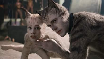 """Недоработали: фильм """"Кошки"""" отправили на корректировку спецэффектов после премьерных показов"""