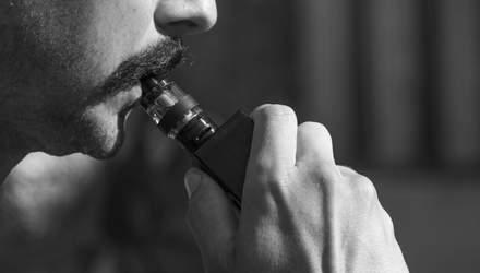 Чи варто забороняти куріння електронних сигарет у громадських місцях: опитування