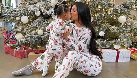 Як зірки відсвяткували Різдво: фото
