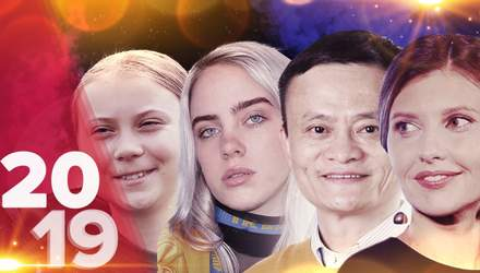 Экоактивистка, миллиардер и первая леди: новые лица 2019 года