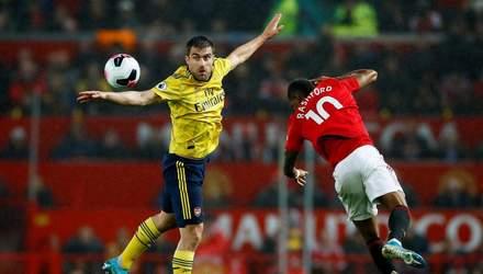 Арсенал – Манчестер Юнайтед: онлайн-трансляція матчу АПЛ