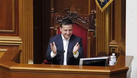 Гучні звільнення Зеленського: як змінилась Рада після виборів