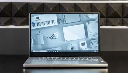 Asus представила найпотужніший у світі 14-дюймовий ноутбук Zephyrus G14