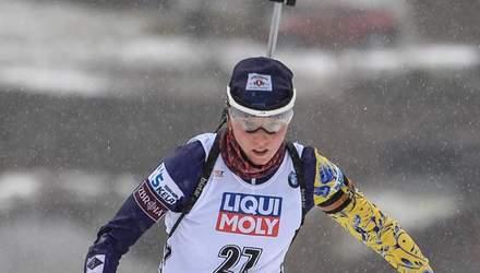 Женская сборная Украины по биатлону понесла потери перед этапом Кубка мира в Оберхофе