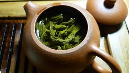 Як вживання зеленого чаю може продовжити життя: результати дослідження