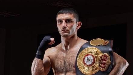 Український боксер Далакян готовий взяти участь у турнірі, який виграв Усик