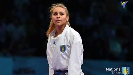 Украинская каратистка Терлюга победила на турнире в Чили, еще одна украинка завоевала бронзу
