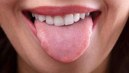 Великий язик може призводити до зупинки дихання під час сну