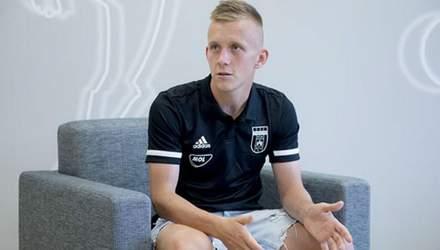 Українець Петряк відзначився курйозним голом у контрольному матчі – відео