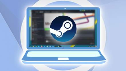 Магазин для ігор Steam з'явиться в Chrome OS