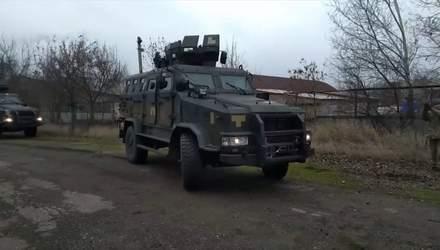 """Техніка війни: Партія бронеавтомобілів """"Козак-2"""" для бригади ДШВ. Власна авіація ССО"""