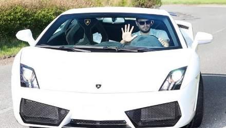 Вратарь МЮ попал в жуткое ДТП и разбил авто стоимостью 200 тисяч евро: фото