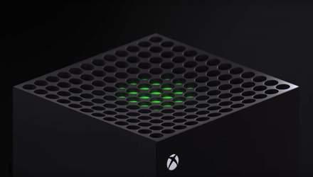 Xbox Series X засвітилася на живих фото: цікаві деталі